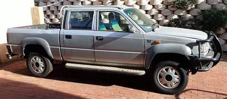 2007 Tata Telcoline 2.0TDI double cab