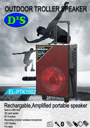 Bluetooth Speaker PTK1502