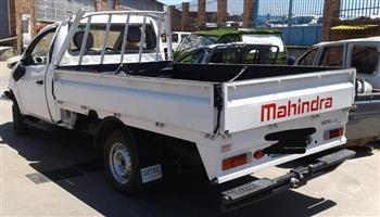 Mahindra genio 2.2 Mhawk Stripping for spares