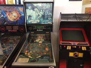Pinball machines , all kinds, for sale