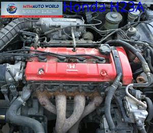 Imported used engines, HONDA prelude 2.3L, H23 A, Complete second hand used engines