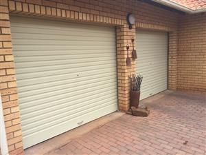 Steel Garage Roller Doors in South Rand