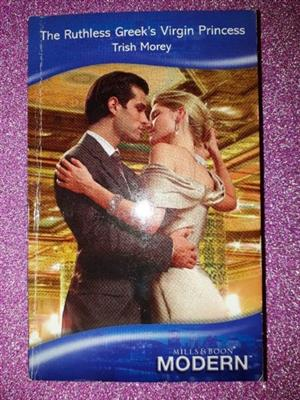 Used, Trish Morey - Mills & Boon - REF: 2070 - Lombardi Royals #2. for sale  Johannesburg - East Rand