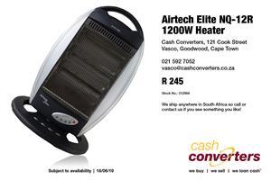 Airtech Elite NQ-12R 1200W Heater