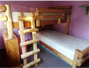 Double bunks