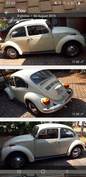 1974 VW Beetle 1.8 T