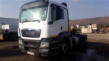 Man 27-440 D/D truck,Hydraulics