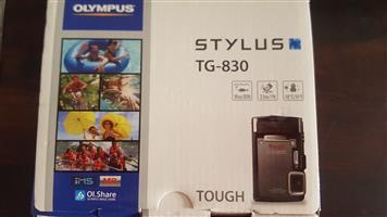 OLYMPUS STYLUS TG-830 Tough