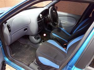 1999 Ford Fiesta 1.4i 5 door