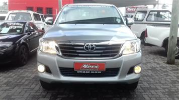 2005 Toyota Hilux double cab HILUX 2.7 VVTi RB S P/U D/C