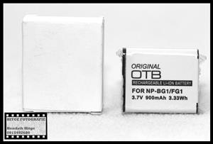 NP-BG1 Battery for Sony