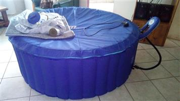 M SPA INFLATABLE BUBBLE SPA