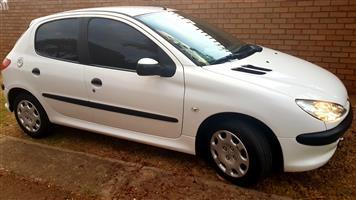 2008 Peugeot 206 1.4 5 door PopArt