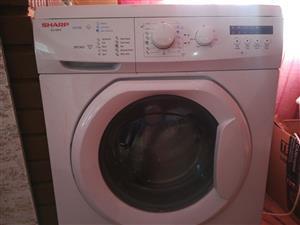Fully Atomatic Sharp Front Loader Washing machine