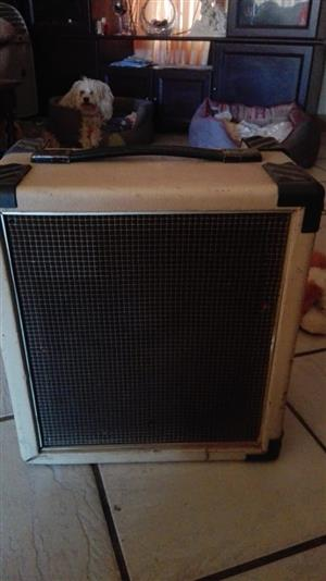 Amp (Roland Cube 60)