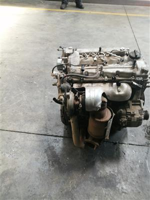 CRDI ENGINE FOR HYUNDAI AND KIA