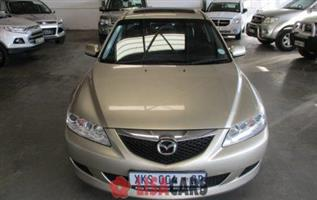 2004 Mazda 6 Mazda 2.3 Sporty Lux Activematic