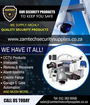 Zamtech Security Supplies