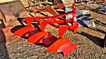 3 Furrow Frame Plough