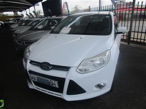 2014 Ford Focus hatch 1.5TDCi Ambiente