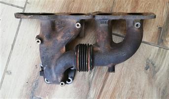 Mazda 3 MPS 2.3L 2008 Exhaust Manifold