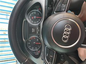 2012 Audi A4 sedan A4 2.0T FSI SPORT STRONIC (B9)