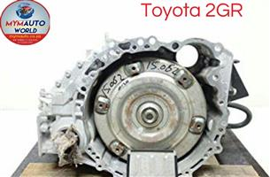 Imported used TOYOTA 2GR AUTO gearbox Complete