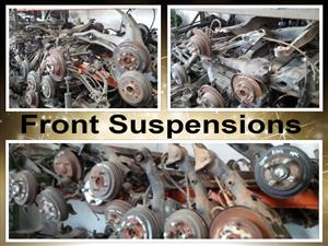 Front suspensions for sale.