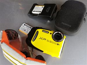 Fujifilm FinePix XP Underwater Camera