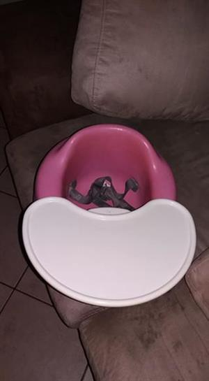 Pink bumbo seat for sale