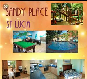 Sandy Place St. Lucia