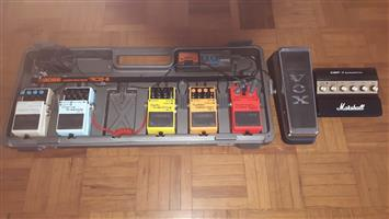Complete Gig/Recording Effects Set