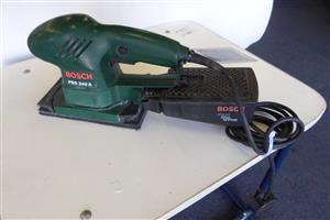 240W Bosch PSS 240 A Sander