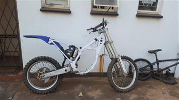 Yz125cc