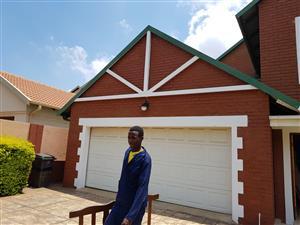 Bougainvillea ESTATE  4 bedroom House for sale. 24 HOUR SEC.
