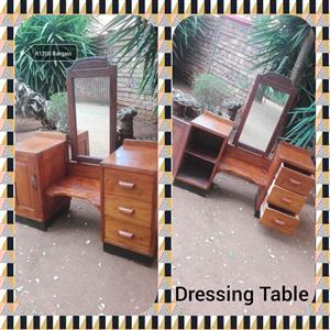 Vintage dressing table for sale.