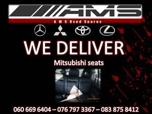 Mitsubishi Seats for sale