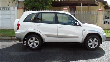 2006 Toyota Rav4 RAV4 2.0 GX