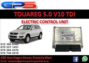 Used VW Touareg 5.0 V10 TDI Electric Control Unit for Sale
