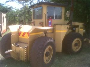 Agrico hauler Tractor 4x4