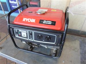 Ryobi RG-2700A Generator