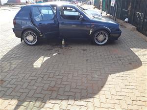 1998 VW Golf GTD