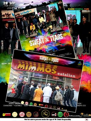 Sweat & Tears Musical Road Tour and Brand Event Festival