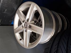 A4 Set of rims