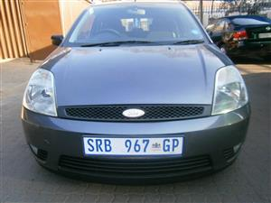 2005 Ford Fiesta 3 door 1.6 Titanium