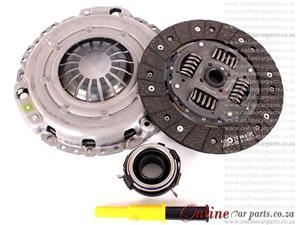 Isuzu KB200i 07-13 Z20SED 8V 88KW 240mm 24 Spline Clutch Kit