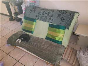 2 Seater recliner couch