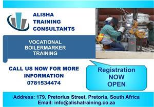 Boiler Maker Training