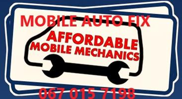 MOBILE AUTO FIX - CALL 0670157198 - QUALITY AFFORDABLE CAR SERVICES