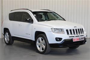 2012 Jeep Compass 2.0L Limited